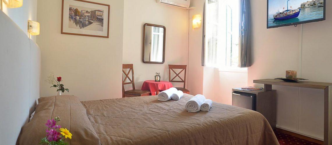 Kontstantinoupolis Corfu Accomodation Double Room
