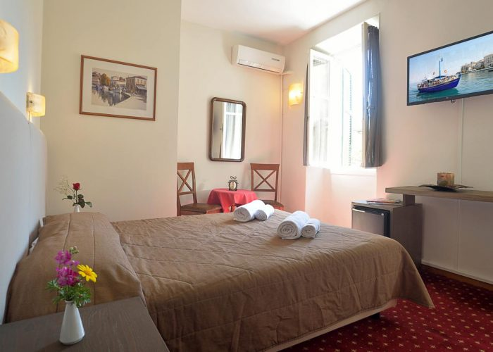 Double Room Corfu Town Hotel Konstantinoupolis