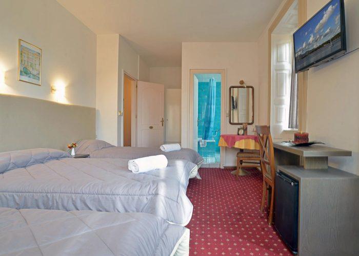 Ξενοδοχείο στην Κέρκυρα Triple Room