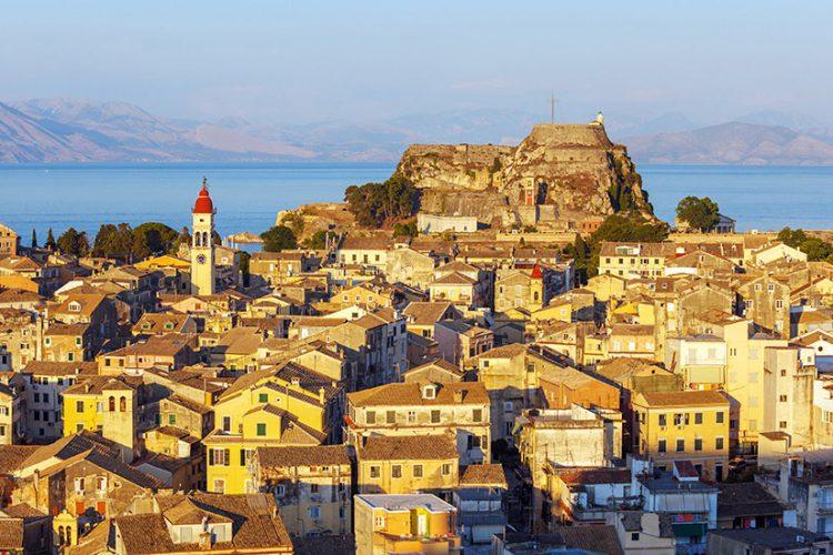 Corfu Cuisine Konstantinoupolis Hotel